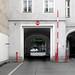 Urbanstraße 122-123, Ein-/Ausfahrt (heute Einfahrt)