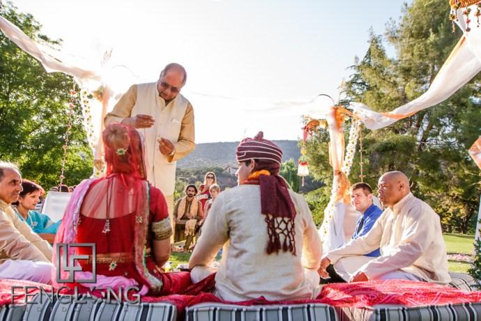 Ashley & Gaurav's Hindu Indian Wedding | Poco Diablo Resort | Sedona Arizona Destination Wedding Photographer