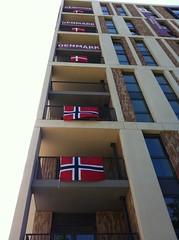 Danska/norska legan í OL-býnum