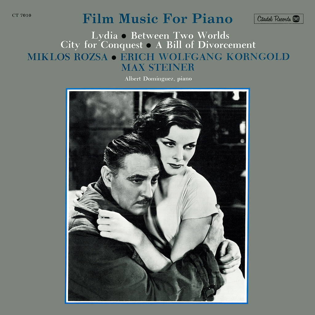 Various Artists - Film Music for Piano