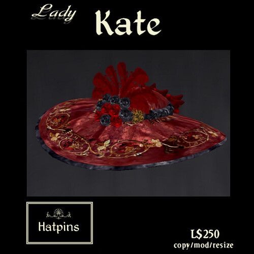 Lady Kate - Cherry Advert