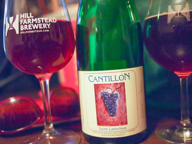 Cantillon Saint Lamvinus 2011
