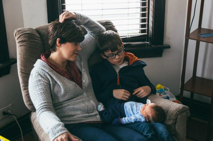Robin, Zach, and Ezra