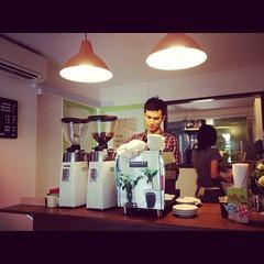 Nylon Coffee Roasters, Everton Park