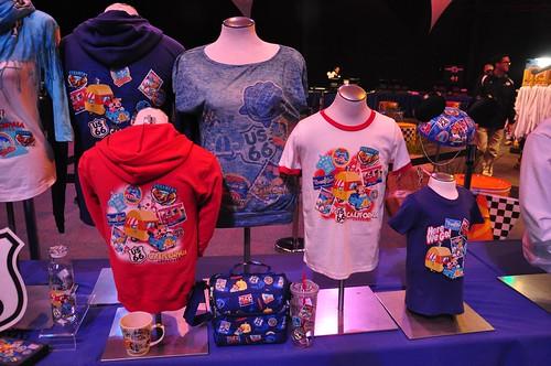 Disney California Adventure merchandise