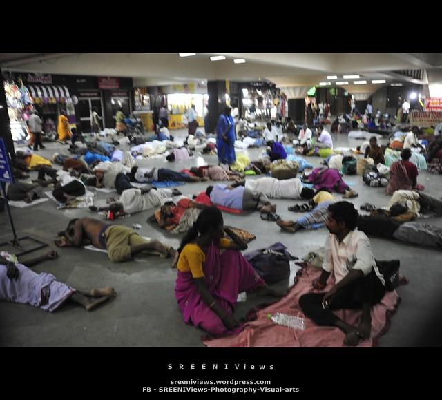 Koyambeedu, Chennai, India