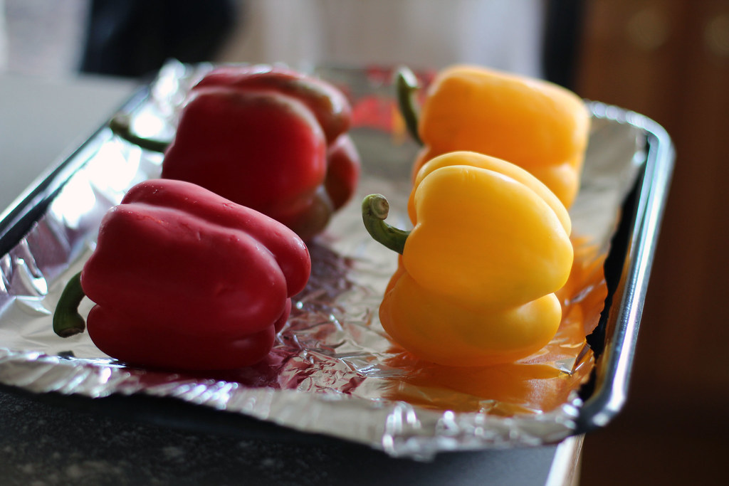 mixed bell peppers