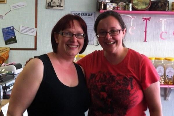 Bristol 2012 - Freya and I