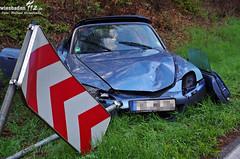 Verkehrsunfall B417 24.04.12