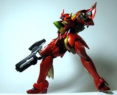 HG 1-144 Zeydra Custom Painted by Katsumi Kawaguchi (9)