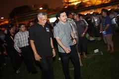 BRUNEI_BSB_Director Of Tourism With Prince Malik At Taman SOAS_Riyii