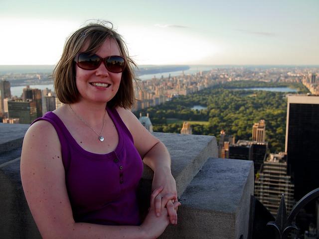 Elizabeth King - Central Park