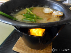 Traditional Japanese breakfast 朝ごはん