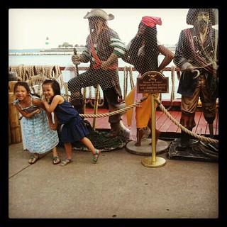 Ahoy Mateys!  ARGGGHHHHH!