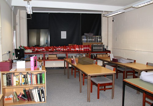 Greater Manchester County Record Office Search Room