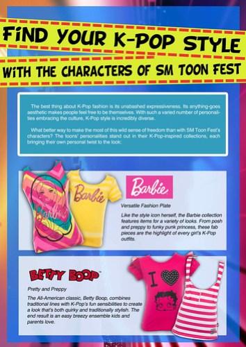 SM Toon Fest 2012 Girls