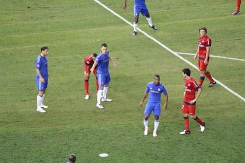 World Football Challenge - Chelsea FC vs Paris Saint-Germain FC