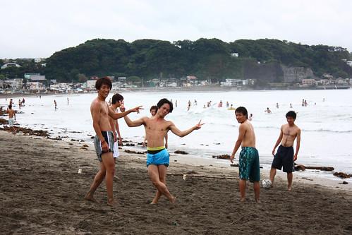 Kamakura beach boys