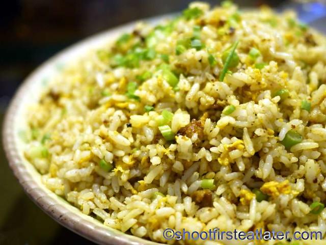 uni fried rice P380