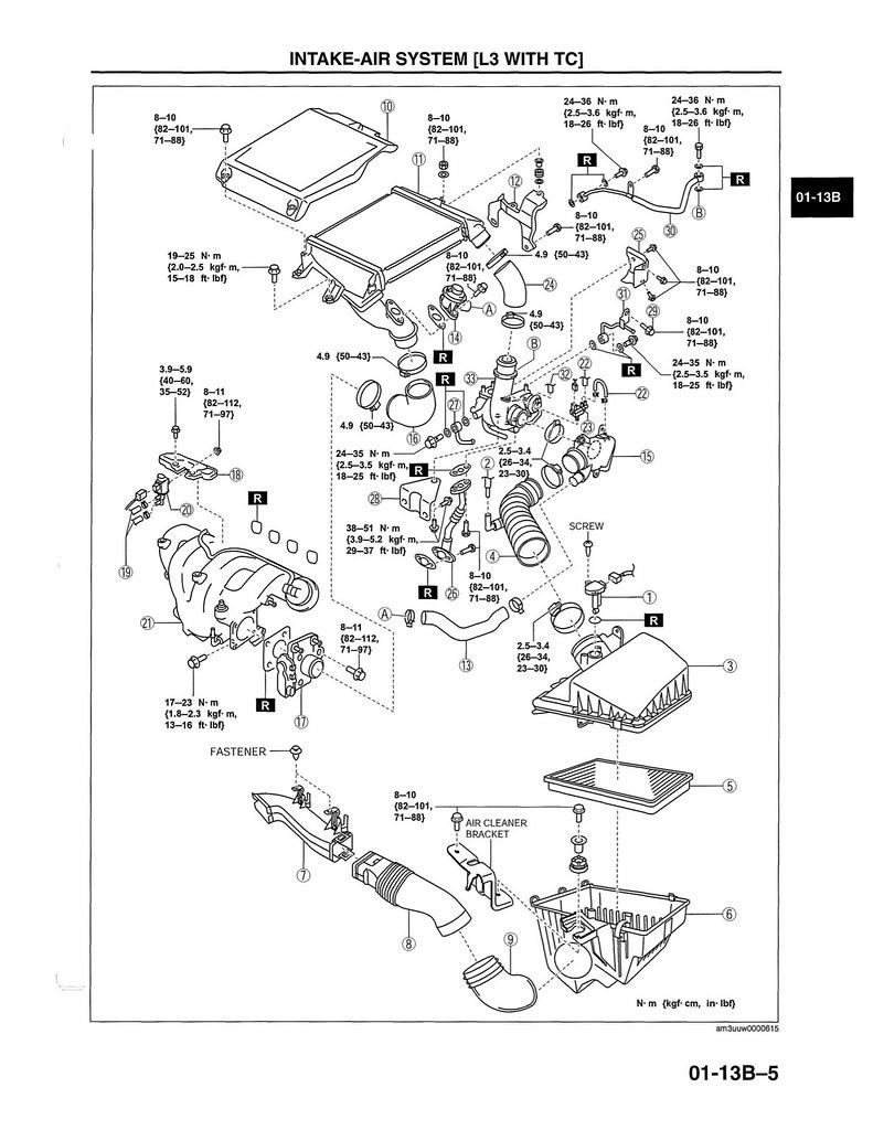 2004 mazda 3 engine mount diagram