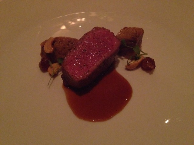 Elysian Fields Farm lamb - The French Laundry