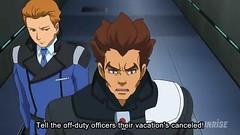 Gundam AGE 3 Episode 29 Grandpa's Gundam Youtube Gundam PH 0058