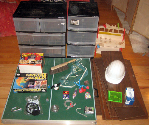 JOURNAL: YARD SALES: 20120630: 2012 Expedition #11: Post