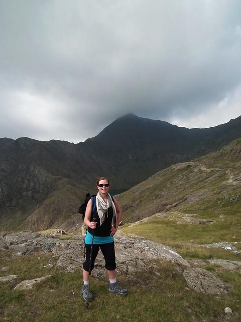 Climbing Mount Snowdon - Snowdonia, Wales