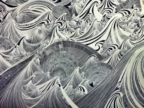 Encontro das Águas mural