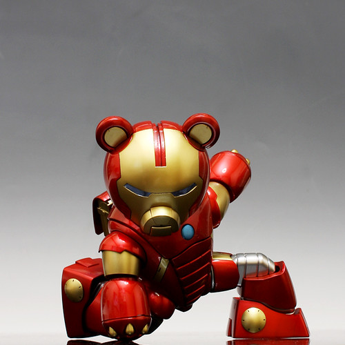 HG BearGuy Avengers Custom Build (2)