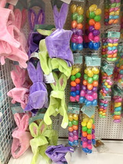 Easter Bunny Hats, Egg Hunt Shells, Spotlight, Plaza Singapura