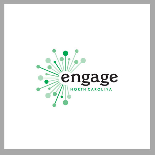 Final design: Engage NC Logo