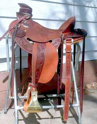 my saddle 4/1/12