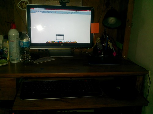 170/366 [2012] - The Desk ... It's Clean by TM2TS
