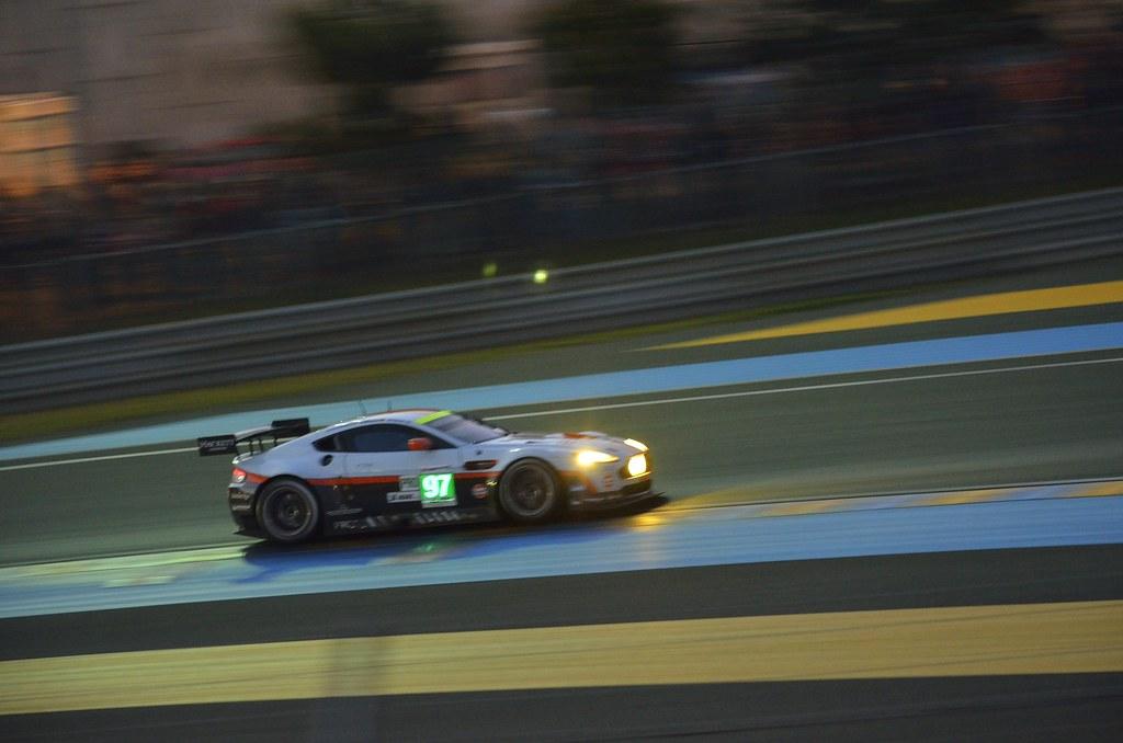 Aston Martin LM GTE Pro