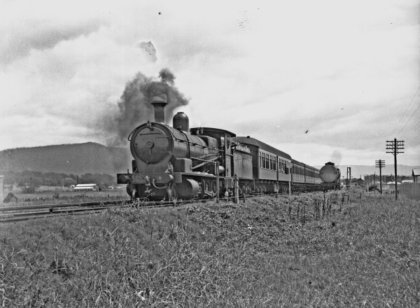 Class Steam Trains Coalfields Of Nsw