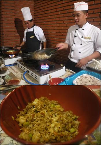Mongolian BBQ Rice