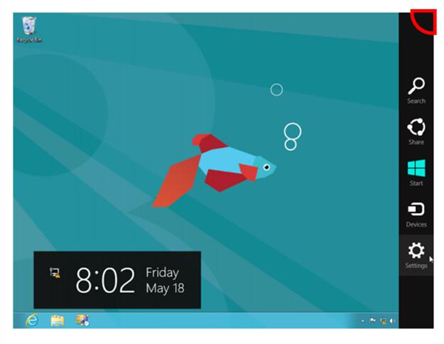 Windows 8: ¿Qué son los Charms?