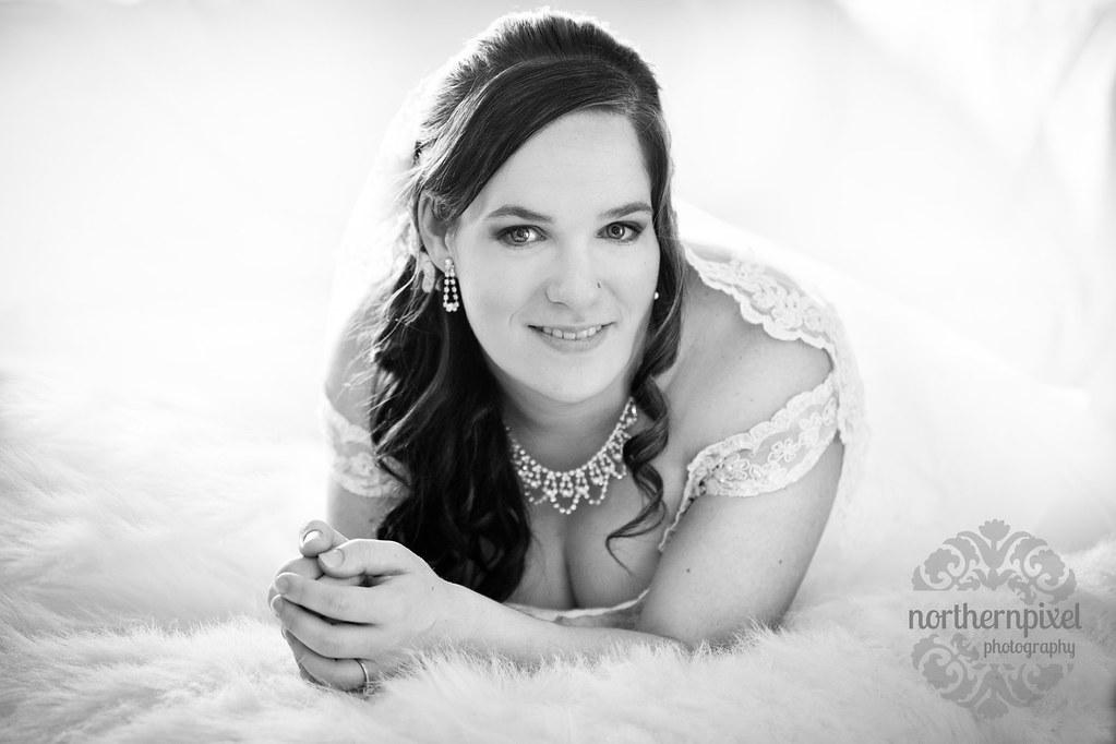 Bridal Session Bride