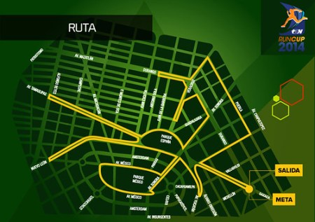 Ruta Run Cup 2014