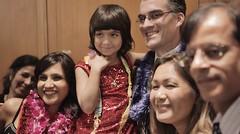 Mixed Match - pix 01 - Maya Family and Rosanna