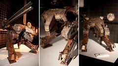 ThreeA Toys MG 1-48 METAL GEAR REX (9)