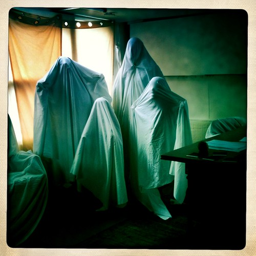 Ghost-in-a-sheet