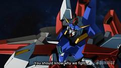 Gundam AGE 3 Episode 39 The Door to the New World Youtube Gundam PH (34)