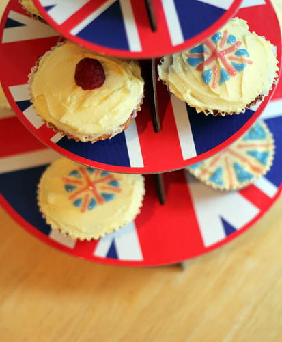 Olympic Inspired Cupcakes (1/6)