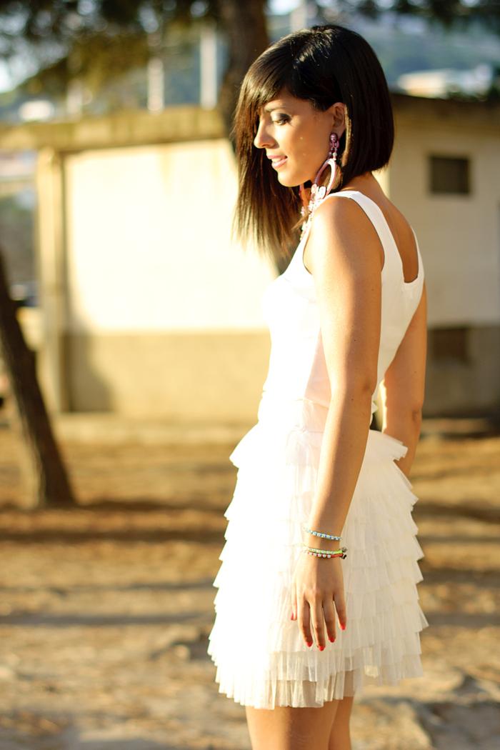 Swan skirt
