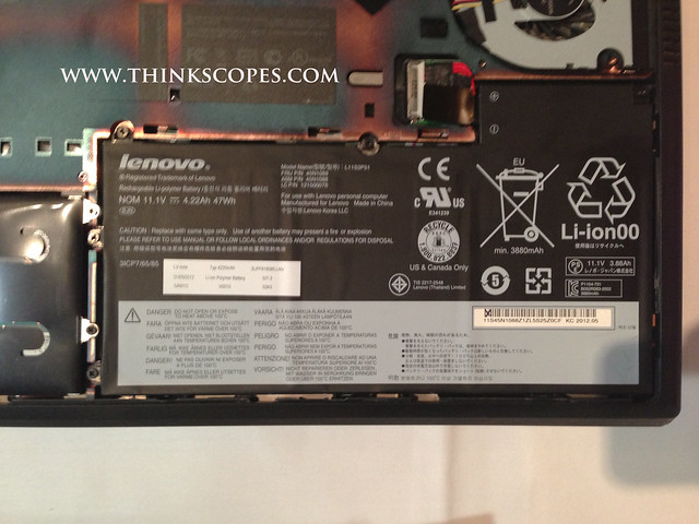 ThinkPad T430u Battery