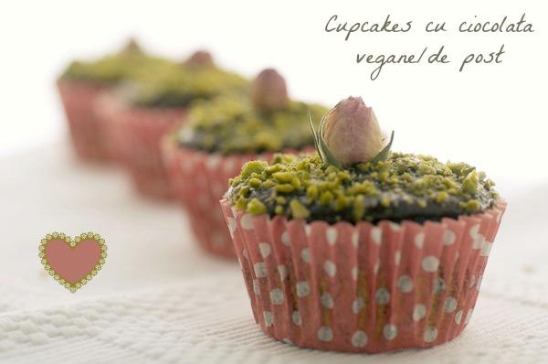 cupcakes vegane cu ciocolata 11