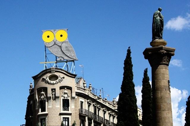 owl-statue