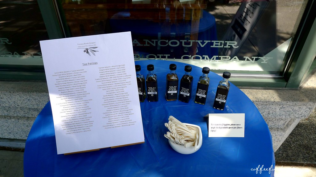 Vancouver OLIVE OIL company - tasting room  00003